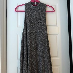 Sage sweater dress
